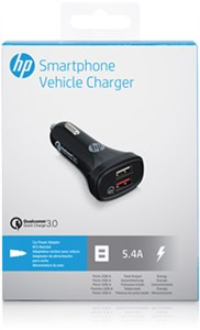 DC to USB A Vehicle Charger