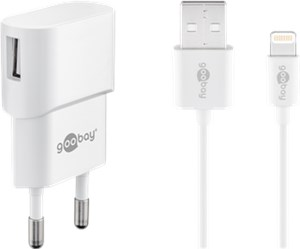 Apple Lightning charger set 1 A