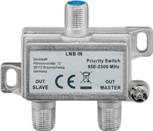 SAT priority switch