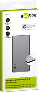 Quick Charge PowerBank 10.0 (10,000 mAh)