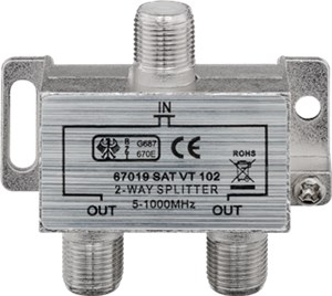 CATV-splitter 2-way