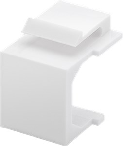 Keystone cover (pack of 4), white