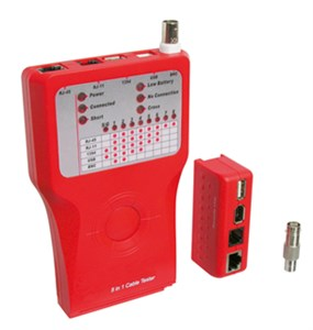 Network cable tester Firewire