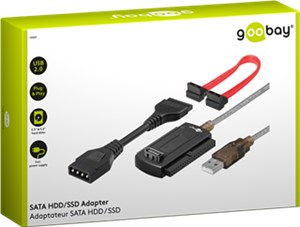 SATA HDD/SSD Adapter