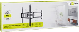 TV wall mount Basic FULLMOTION (L)